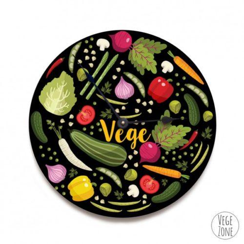 zegar-veggies-czarne-tlo