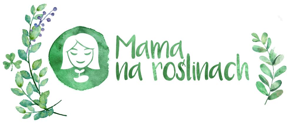 Mama na roślinach