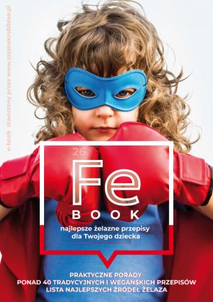 Fe-book – żelazne menu dla twojego dziecka